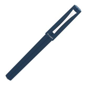 549 Ocean blue resin felt-tip pen