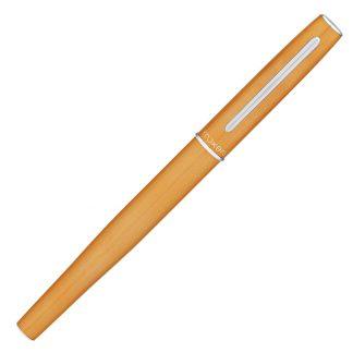 751 Brushed light orange felt tip pen